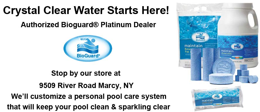 Pool & Spa Chemical Riverside Pools Marcy NY