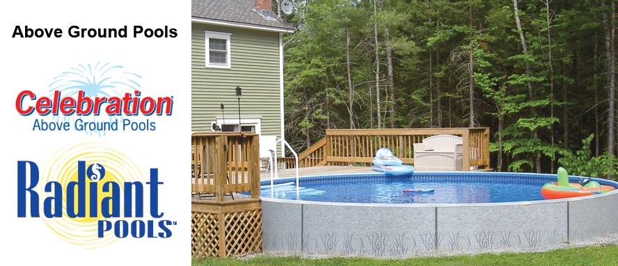 Above Ground Pools - Riverside Pools Marcy NY