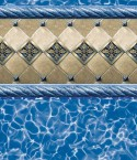 Royal Heritage Prism Vinyl Above-Ground Beaded Liner Pattern