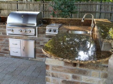 Stop In And See How Easy It Is To Get Your Outdoor Kitchen Grill Or Fire Feature Started Today